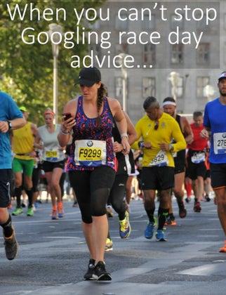 10 race day advice