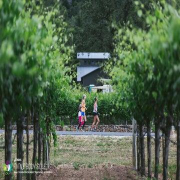 Photos From Asics Vine Body Sole Weekend In Wine Country