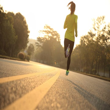 How To Safely Race A Half During Marathon Training