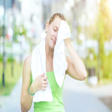 10 Ways To Cool Off After A Hot Run