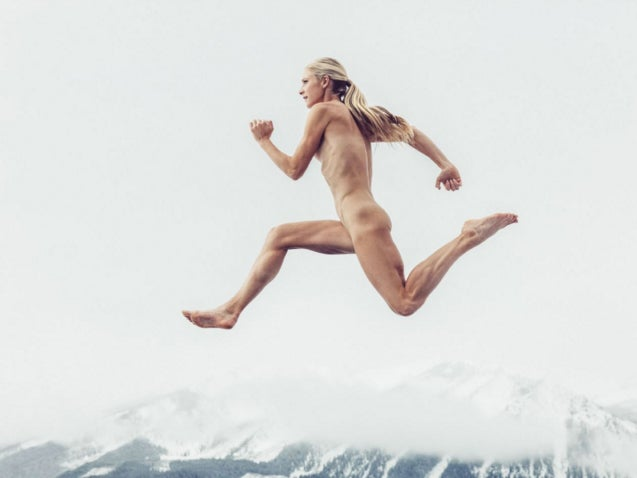 Photo by Marcus Eriksson for ESPN The Magazine Body Issue