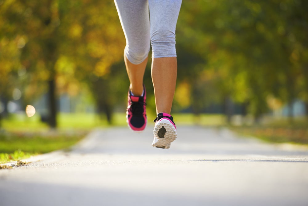 Become A Runner In 4 Weeks With This Training Plan