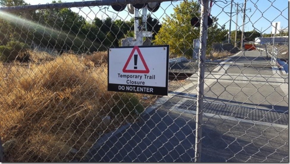 7 Things To Do If You Approach A Closed Running Trail