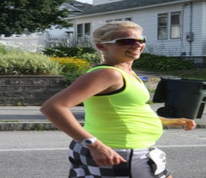 Things I Learned From Running Through Pregnancy Three Times