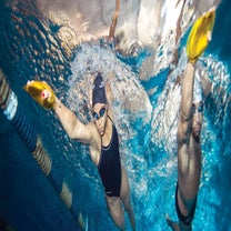 Want To Swim Like An Olympian? Here's How.