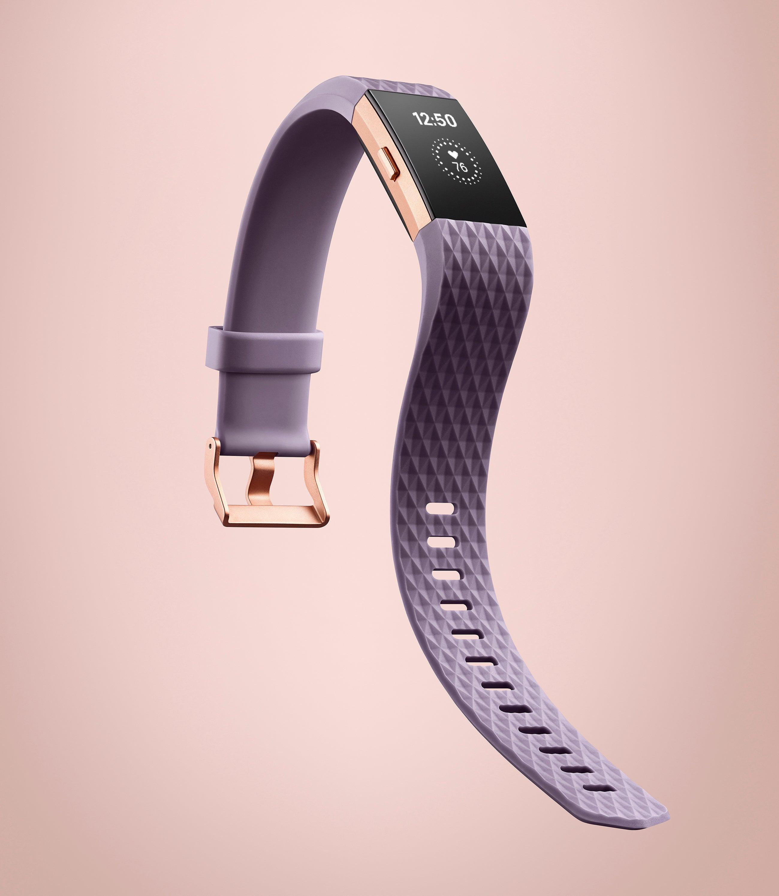 Fitbit Charge 2_SE Lavender_Rose Gold