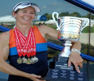 Runner's Journey Through Title IX Era
