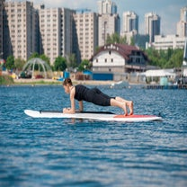 4 Things To Know Before You Try SUP Yoga