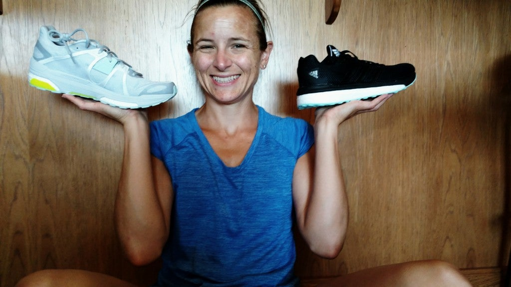 A Runner Reviews Two New Adidas Shoes