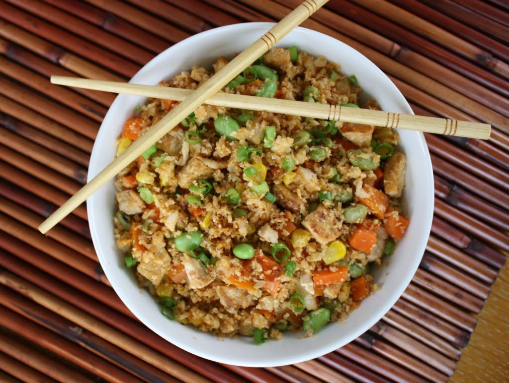 This Cauliflower Fried Rice Is Everything Dinner Should Be