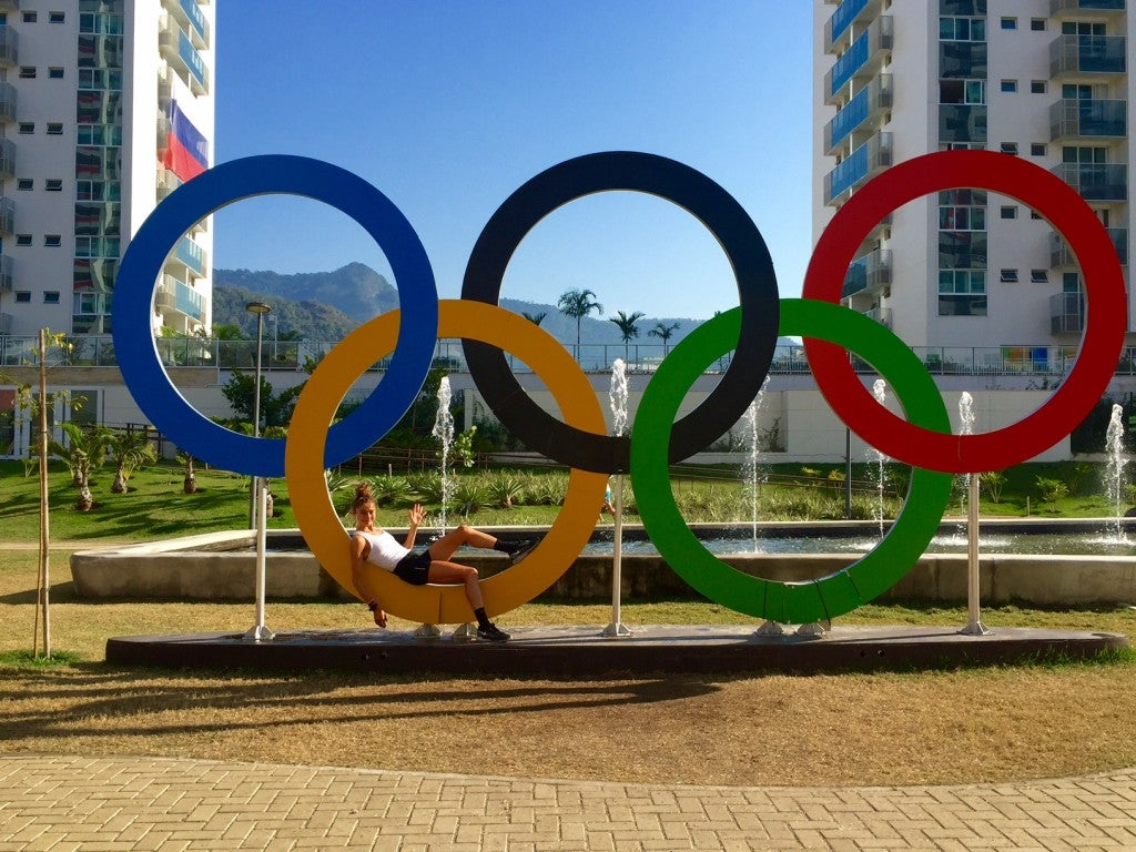 Alexis Pappas Reflects On Her Olympic Experience