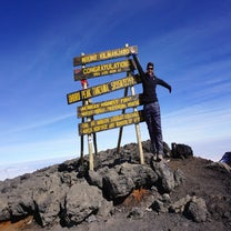 How Climbing Mount Kilimanjaro Was Like Running A Marathon