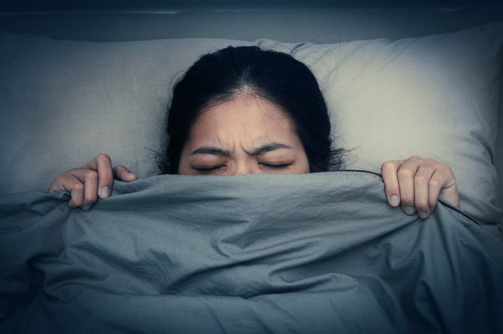 11 Of The Worst Night-Before-A-Race Nightmares