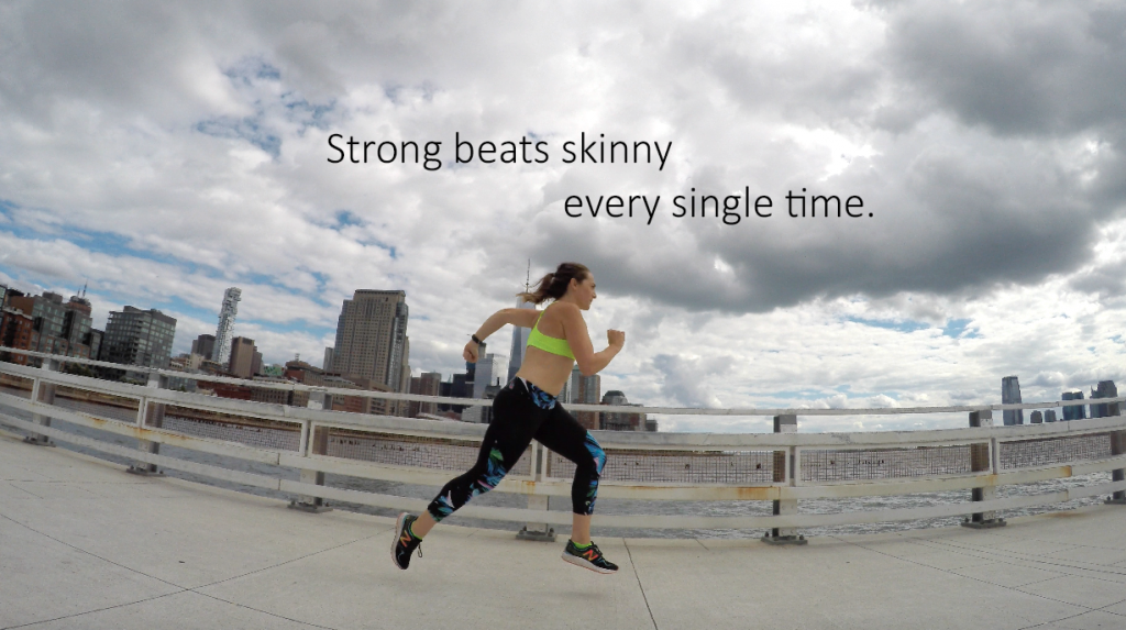 strong beats skinny