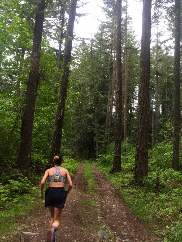Out And Back Runs Are The Largest Accomplishment