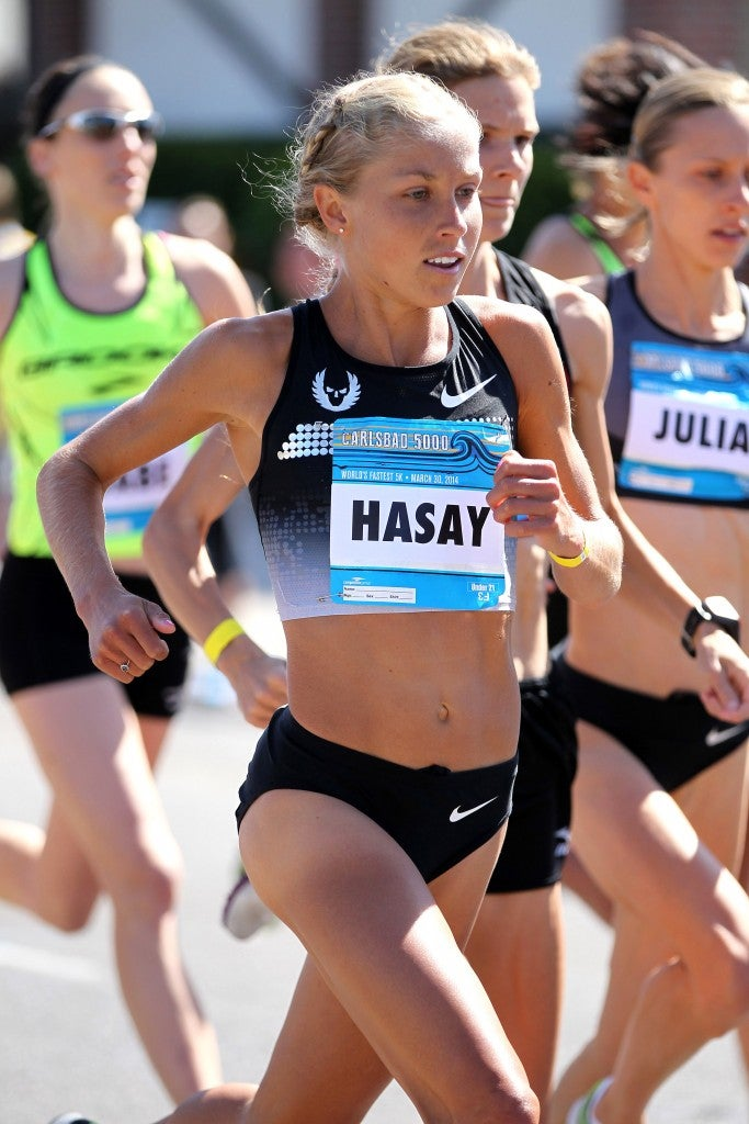 "Jordan Hasay is ""Raring to Go"" for the Boston Marathon - Women's Running"