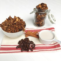 Coffee Granola Clusters Are The New Breakfast With A Zing