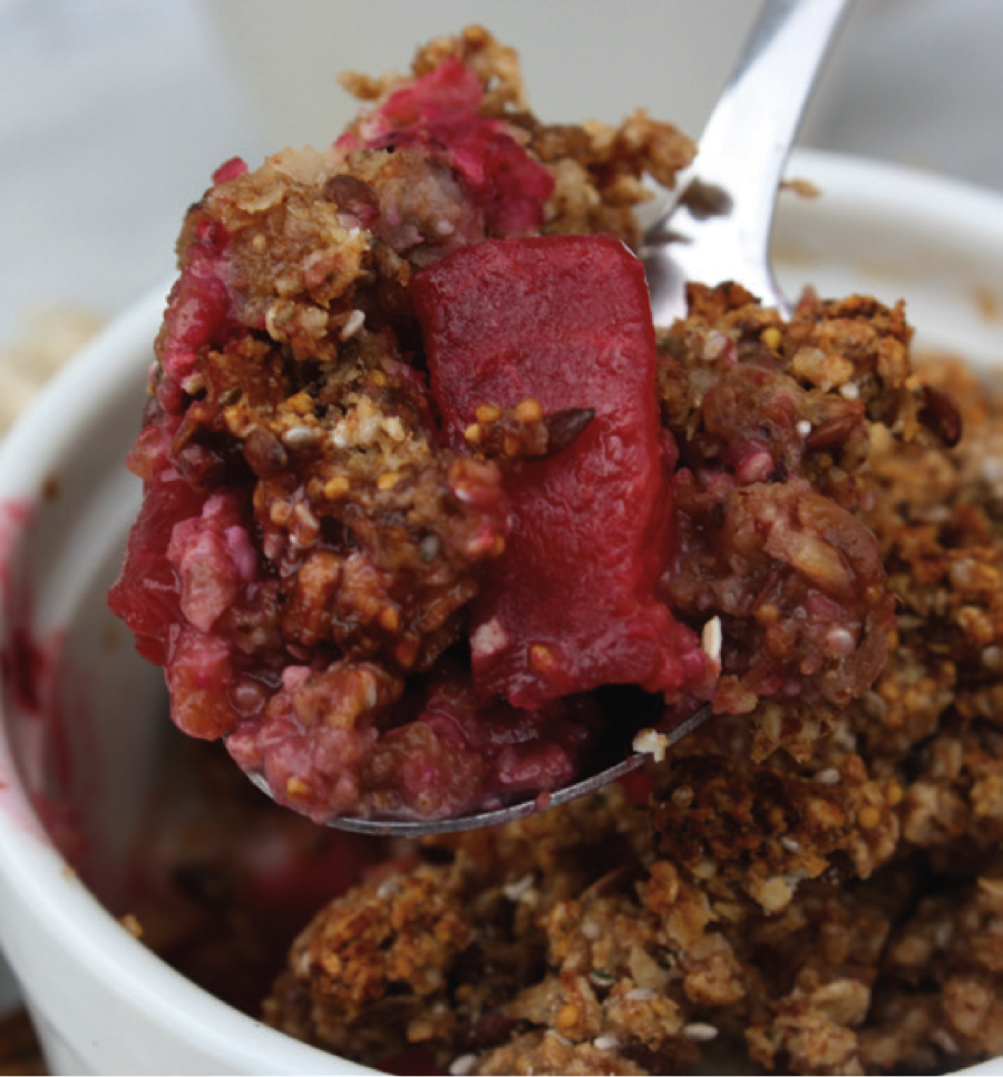 This Fruit Cobbler Makes The Perfect Dessert For One
