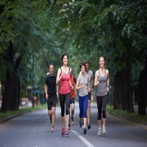 Study Says Group Runs Can Make You Smarter
