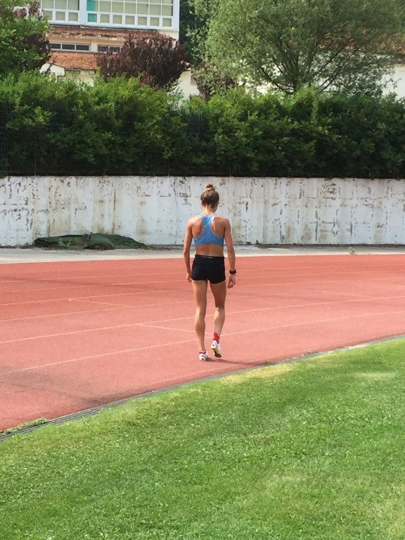 Alexi Pappas Pens A Poem About Never Remembering Her First Run