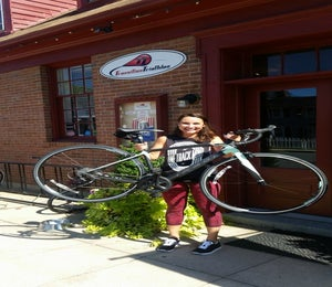Mile Posts Just Joined Triathlon