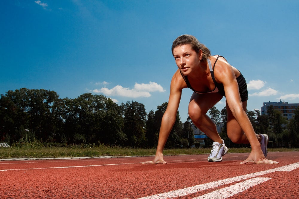 3 track workouts to get faster run longer and lose weight