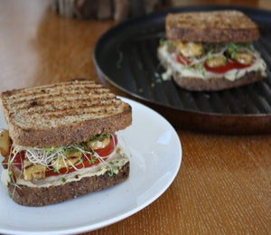This Sandwich Recipe Will Get You Excited For Lunchtime