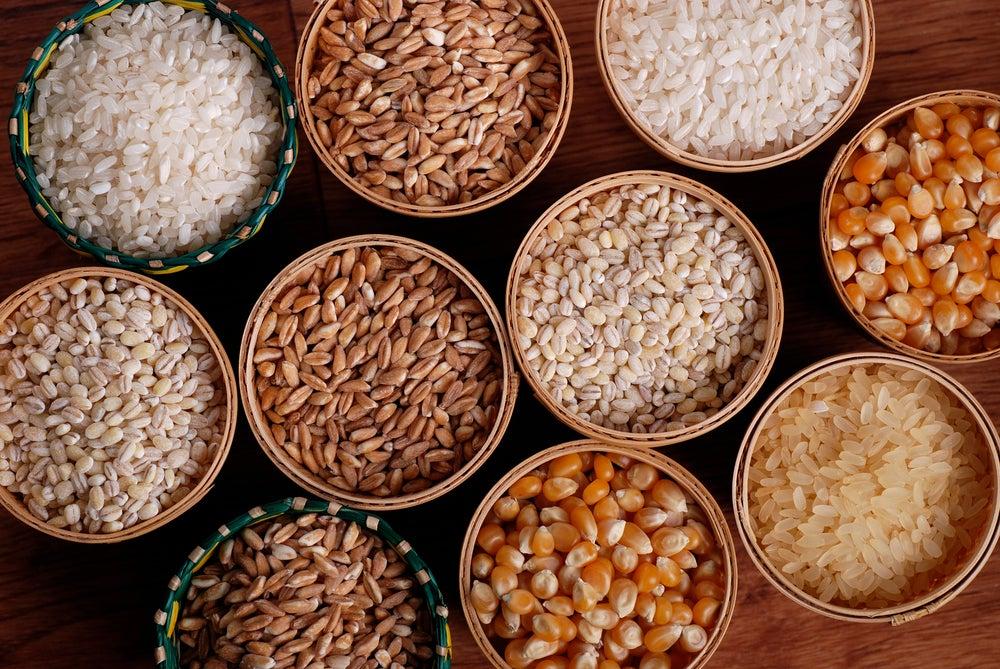 whole foods grains diet