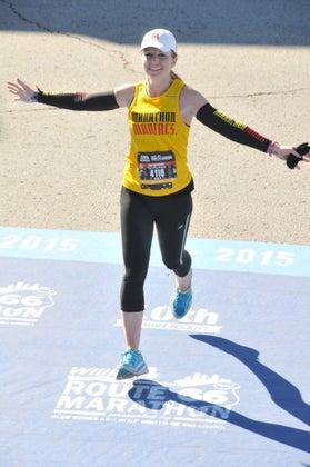 50 marathons