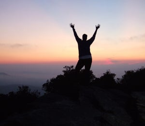 How Backpacking Is Perfect Cross-Training