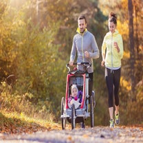 6 Tips To Transition Into Cold Weather Stroller Running