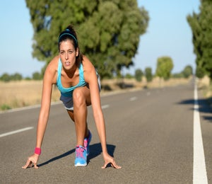 How You Can Do A Track Workout Without A Track