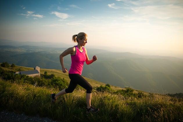 trail racing