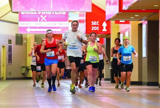 indoor marathon