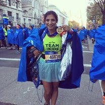 The Girl Who Helped Me Finish The New York City Marathon