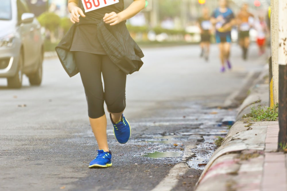 Using An Actual Race As Training? Follow These Rules.