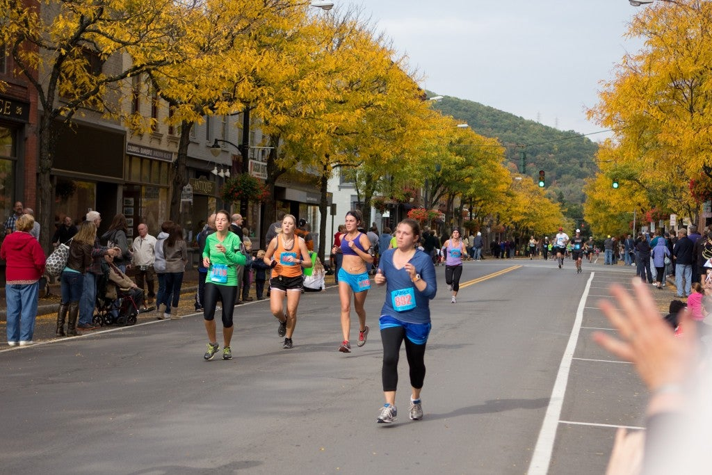 Wineglass Marathon a wild success in the Southern Tier
