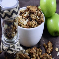 Your Homemade Granola Recipe For Holiday Gifts