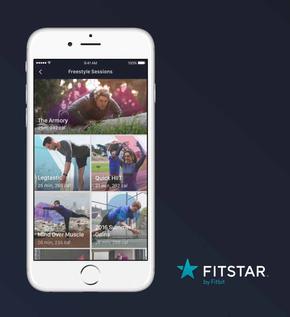 Fitstar Personal Trainer iOS Freestyle (1)