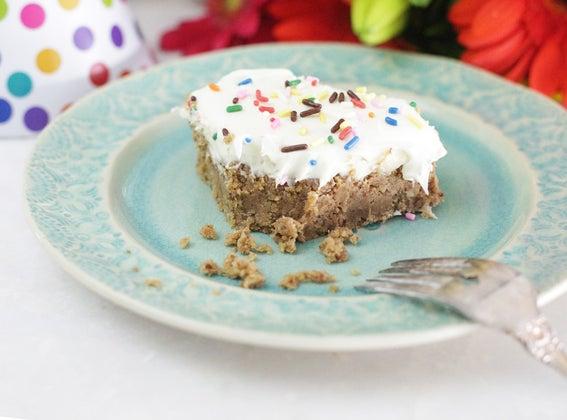 TIU Birthday Cake