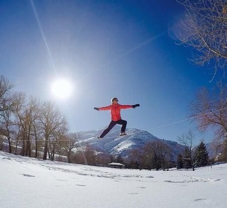 Yoga - Snow Line