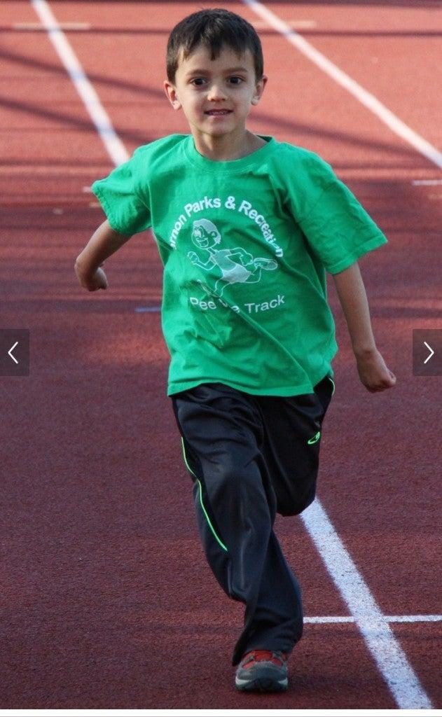 elementary school runners