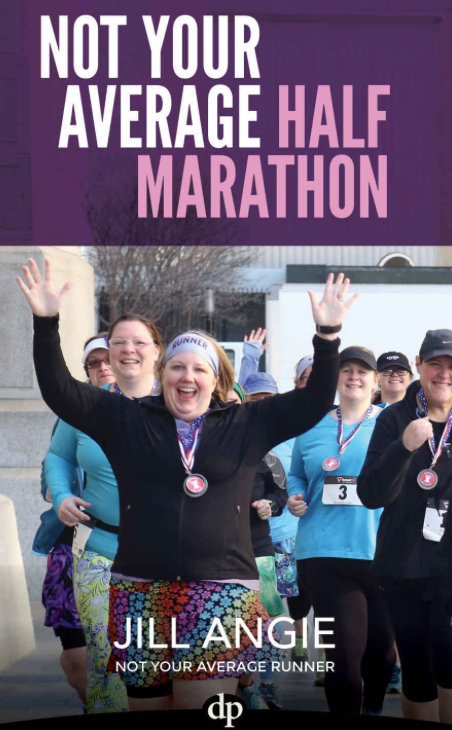 not your average half marathon