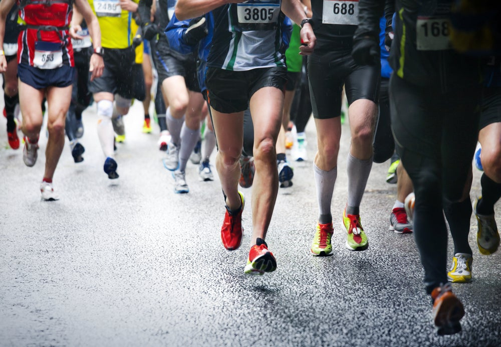 Use This Race Strategy For Your Next Half Marathon