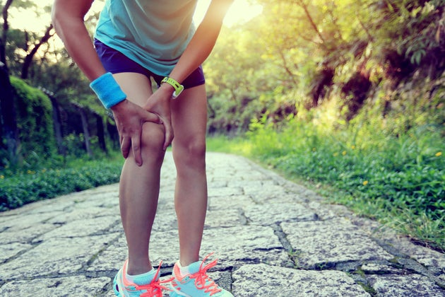 running hurts your knees