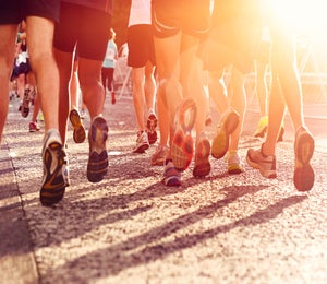 Lose Weight And Run A Half Marathon With This Training Plan