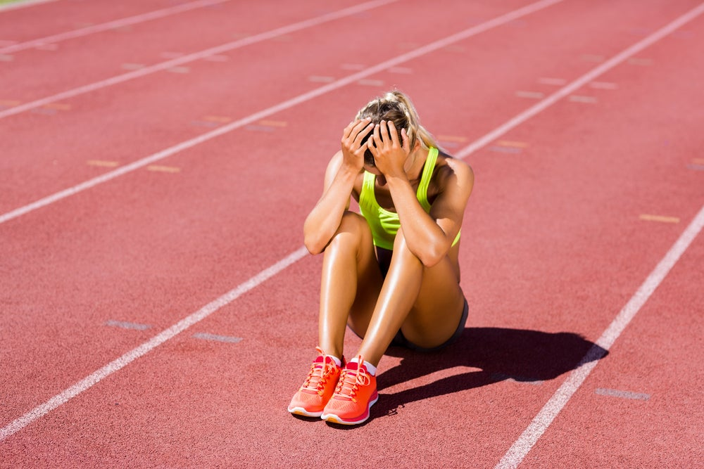 upset runner