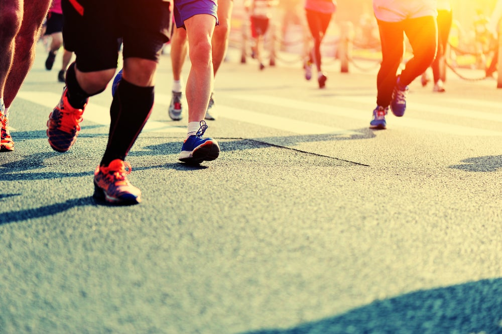 Innovative Running Race Timing
