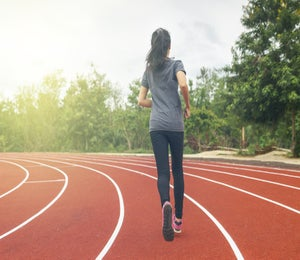 The 10 Commandments Of Running On The Track