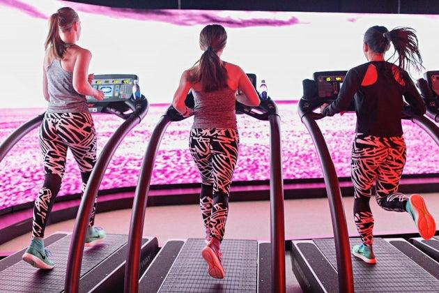 treadmill class
